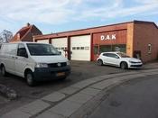 D.A.K - Dit Autoværksted Køge Zoffmannsvej 6-8 4600 Køge