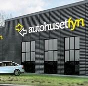 Autohuset Fyn ApS Nyborgvej 427 5220 Odense SØ