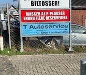 T Autoservice IVS Gammel Køge Landevej 493 2650 Hvidovre