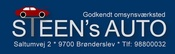 STEENS AUTO SALTUMVEJ 2-4 9700 Brønderslev